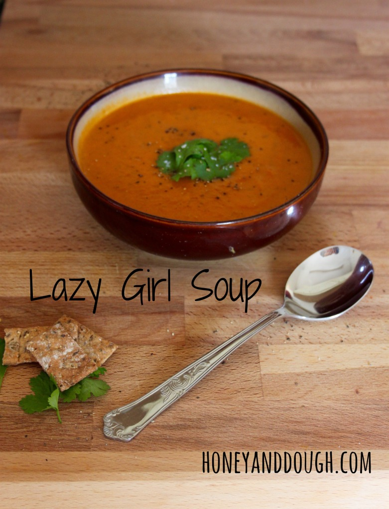 Lazy Girl Soup